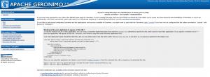 geronimo_interface