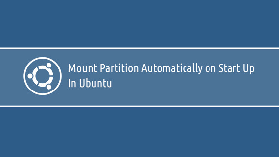 Mount-Partition-Automatically-on-Start-Up-In-Ubuntu